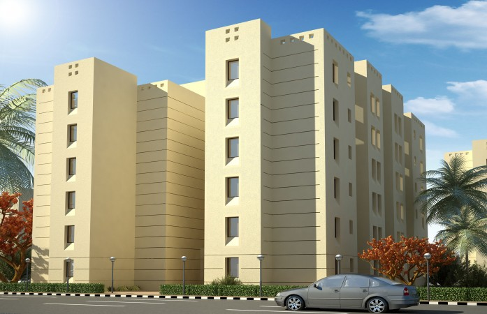 Najran University Housing Project